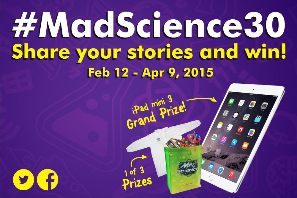 Mad Science School Programs